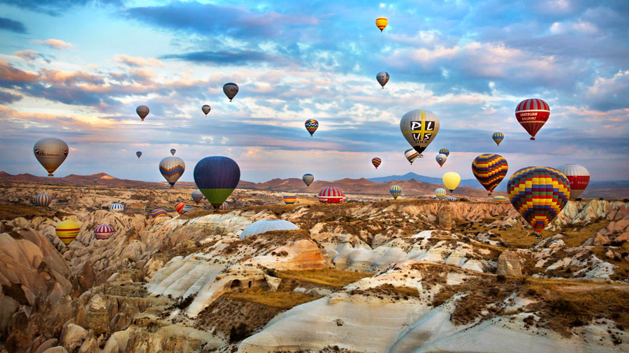 tour to Cappadocia from istanbul