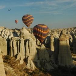 Viaje a Capadocia En Avion 2 Dias