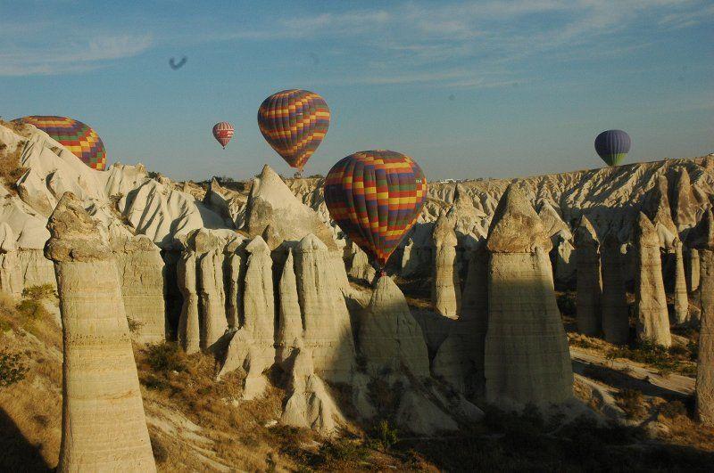 tour capadocia desde estambul turquia