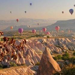 Viajes de Estambul y Capadócia Turquia en 7 Dias