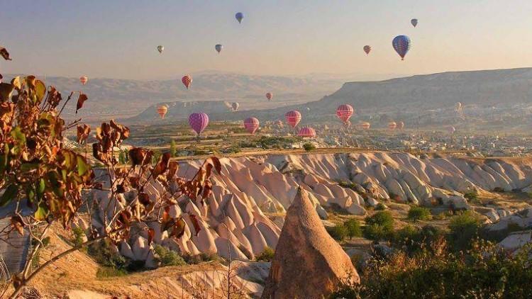 Tour Turquia de 7 Dias Visitando Estambul y Capadocia
