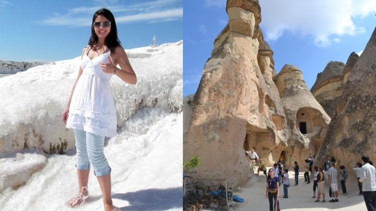 Tour Capadocia y Pamukkale en 3 Dias desde Estambul