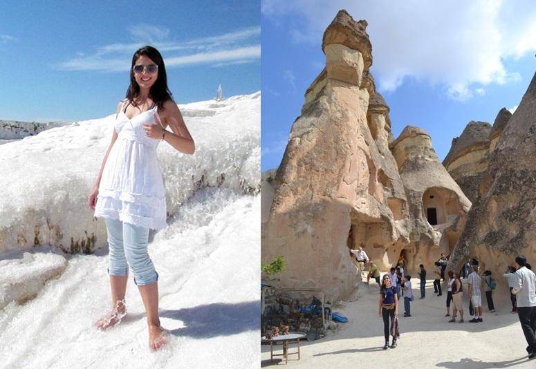 tour de Capadocia, Urgup, Goreme y Pamukkale con El Castillo de Algodon