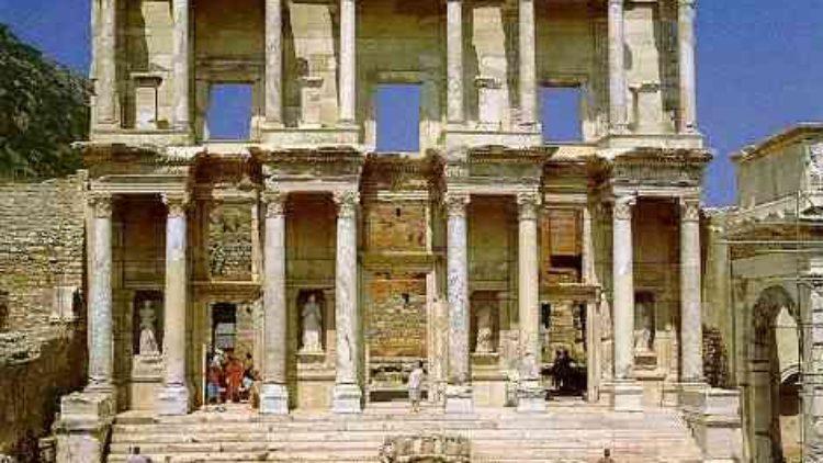 Viaje a Capadocia Efeso Pamukkale en 4 Dias