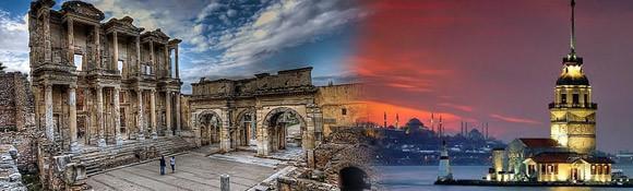 circuitos por Turquia con excursiones estambul capadocia efeso pamukkale canakkale pergamo y mas