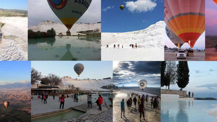 Tour Efeso y Pamukkale 3 Dias 2 Noches