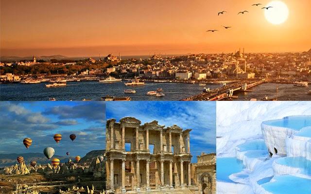 viaje a Turquia en semana santa 24 marzo 01 de abril 2018