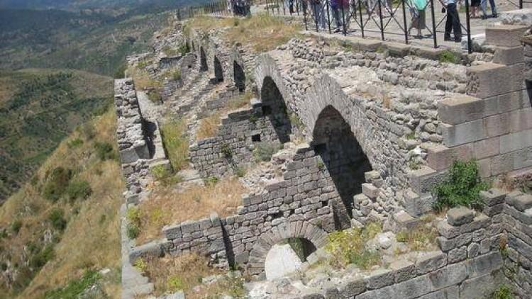 Viaje a Gallipoli,Troya Pergamo y Efeso y Pamukkale