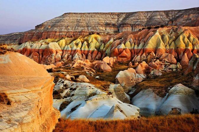 tour rojo en español en Cappadocia