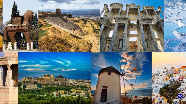 Viajes a Turquia y Grecia