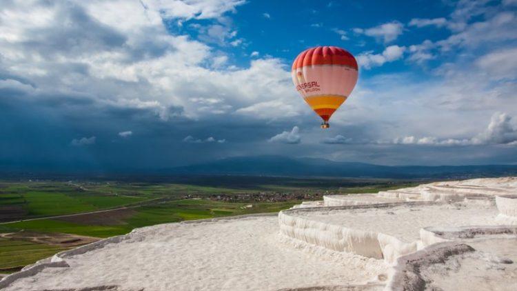 Tour Pamukkale y Capadocia en 4 Días 3 Noches